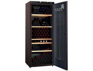 Climadiff CLA300M Cave de vieillissement 294 bouteilles Classe: A Marron