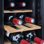 H.Koenig AGE6 Cave à vin 6 bouteilles
