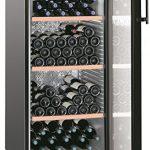 Liebherr WKB 3212 – refroidisseurs à vin (Autonome, Noir, 5 – 20 °C, Noir, SN, ST, A)