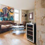 Cave à vin de mise à température La Sommelière LS50.2Z par FRIO | 50 bouteilles – Deux zones de températures | Faible encombrement