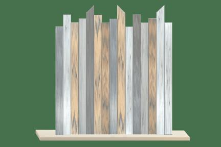 cloture pvc couleur bois cloture