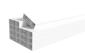 Lisses Et Planches En Pvc Pour Clotures Et Portails