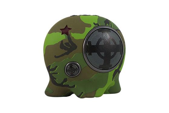Enceinte bluetooth Boombotix 2 (Camouflage)