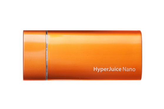 Batterie Hyperjuice Nano 1800 mAh (Micro USB) Orange
