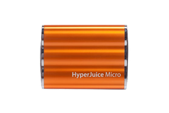 Batterie Hyperjuice Micro 3600 mAh Orange