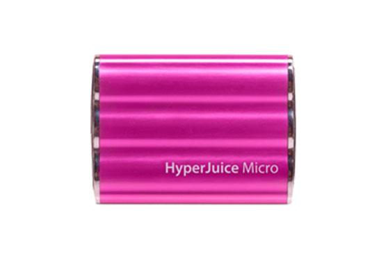 Batterie Hyperjuice Micro 3600 mAh Rose