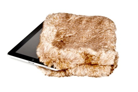 Housse iPad Fur Fur fox