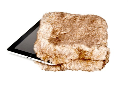 Housse iPad Fur Fur fox