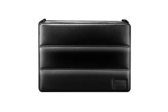 Housse iPad New Duvet Collection (Noir)