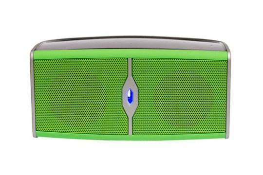 Enceinte bluetooth Stéréo Ktulu (Vert)