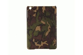 Coque iPad Mini Camouflage Soft Goat (Naturel)