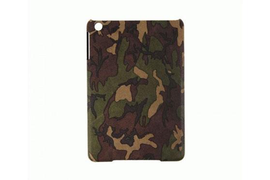 Coque iPad Mini Camouflage Soft Goat (Naturel)