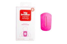 Recharge Parfumé du support Big Brother (Fushia)