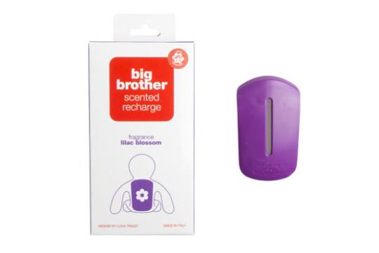 Recharge Parfumé du support Big Brother (Violet)