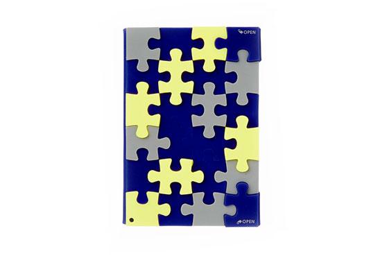Cahier Puzzle (Violet) Mark's