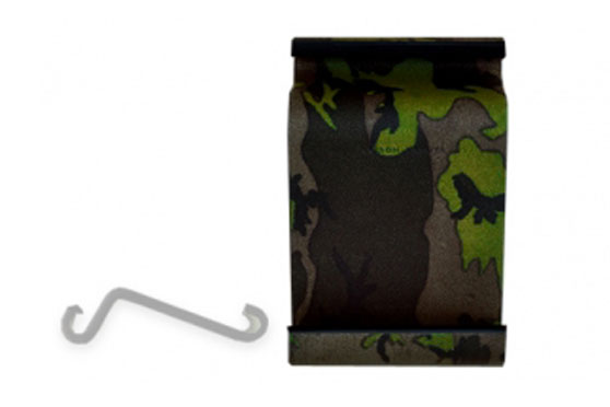 Support Tablette Mini Stand Camouflage Soft Goat (Naturel)