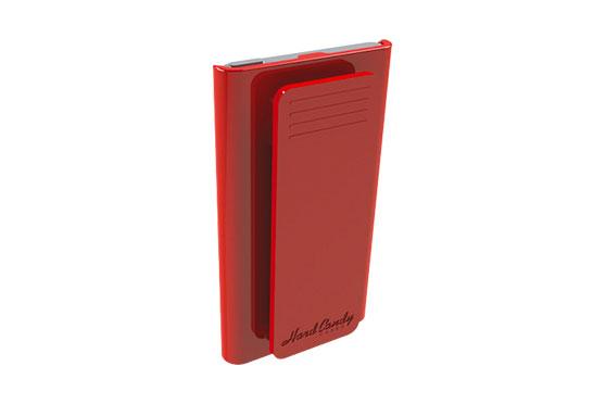 Coque iPod NANO CLIP New iPod Nano (Rouge)
