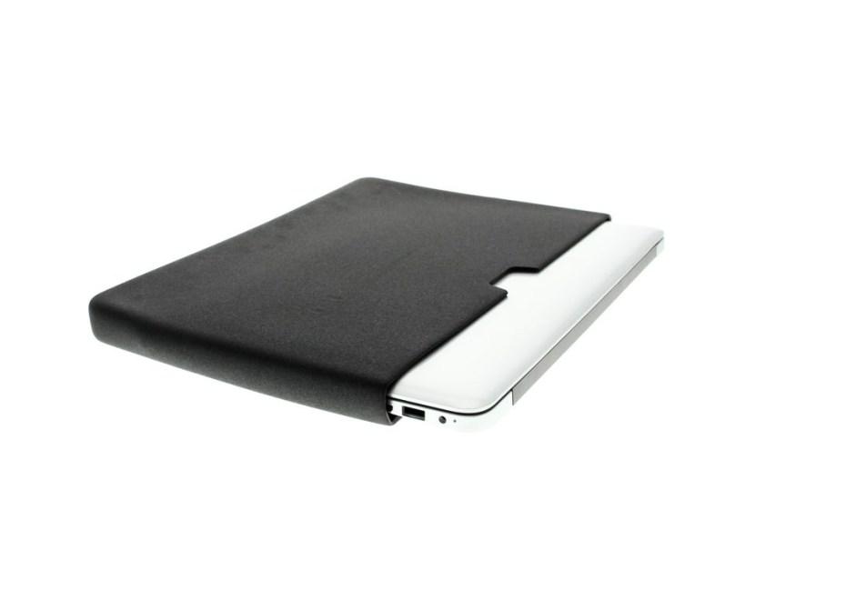 Housse Laptop et MacBook Air 13 MATT (Noir)