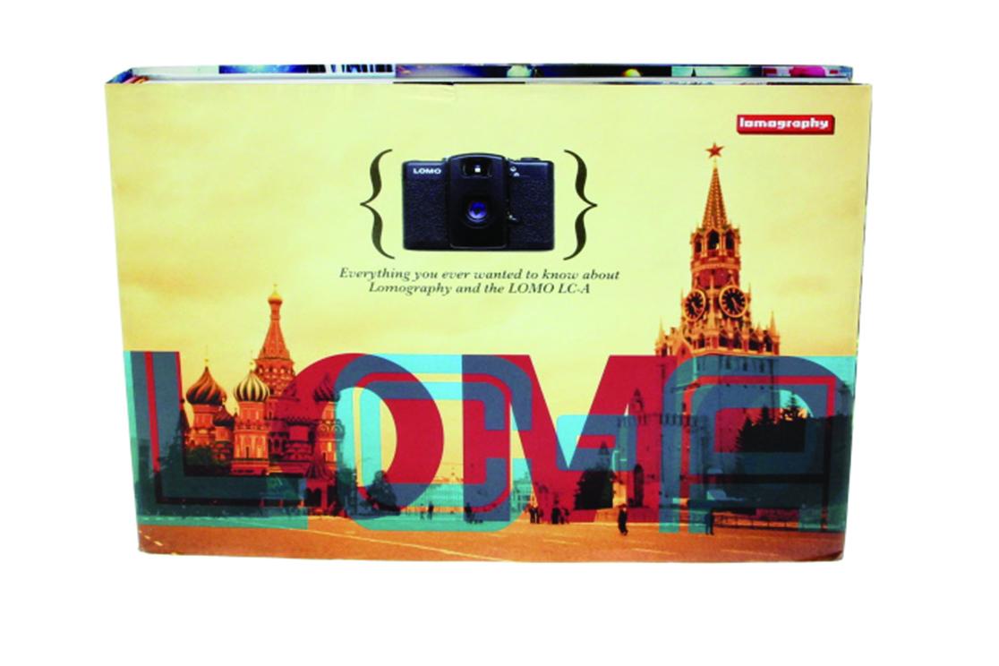 Livre Lomo LCA+ LOMOGRAPHY