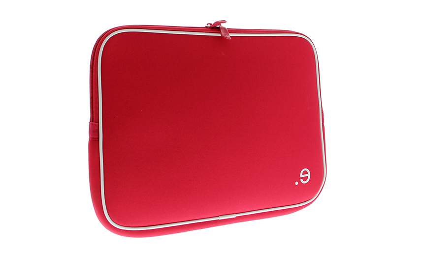 "LArobe MacBook 13"" Red Kiss (Rouge/ Blanc)"