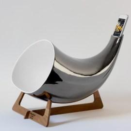 Megaphone pour iPhone En&IS (Platinum)