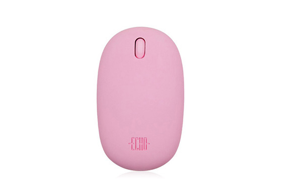Souris sans fil Cobble Rose Echo Creative