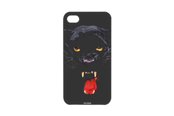 Coque iPhone 4/4S Pauker Panthère Noire