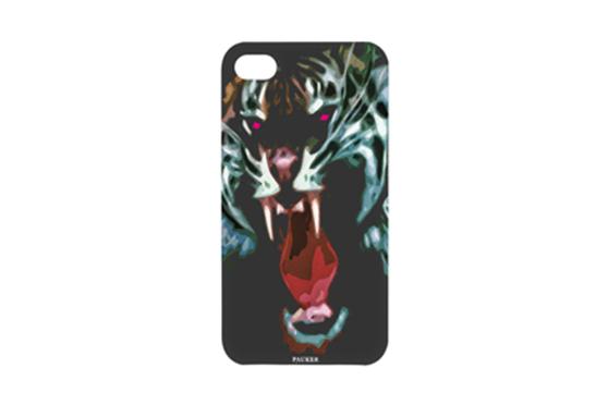 Coque iPhone 4/4S Pauker Tigre