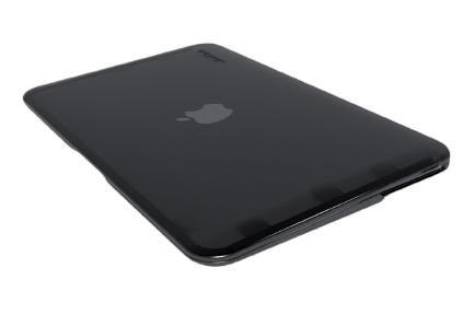 Coque pour MacBook Air 11″ noire Hard Shell Hard Candy