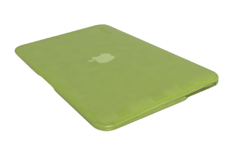 """Coque pour MacBook Air 11"""" noire Hard Shell Hard Candy"""