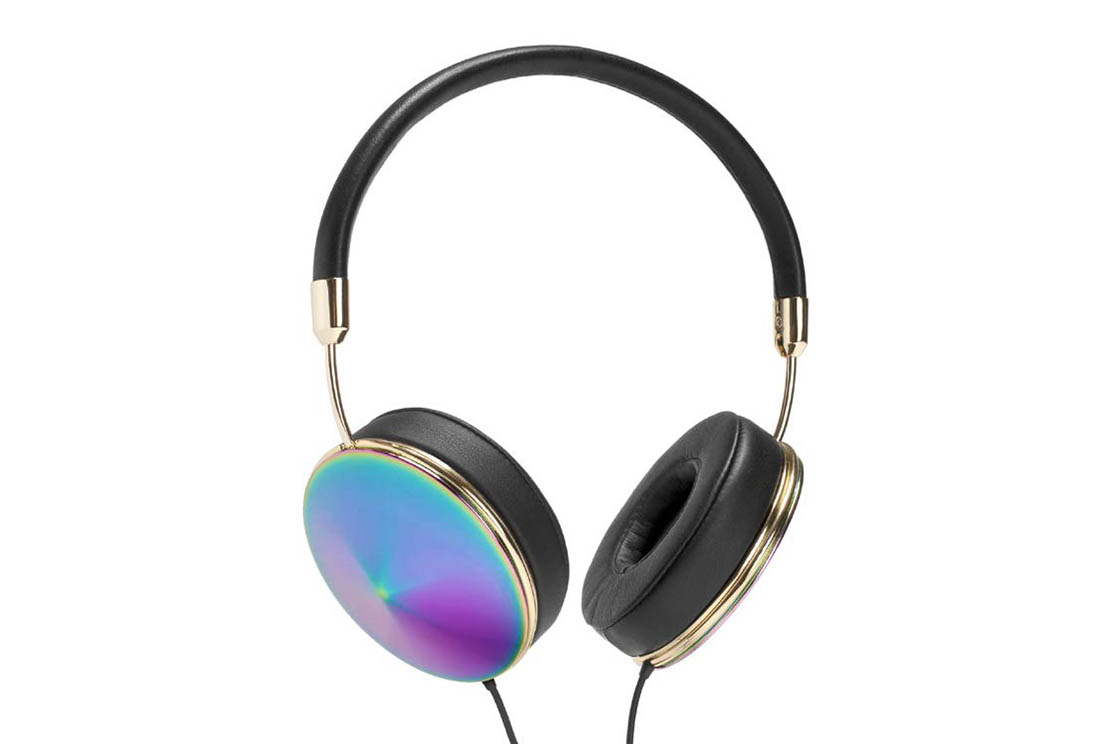 Casque Taylor Oil Slick by Frends Oil Silk