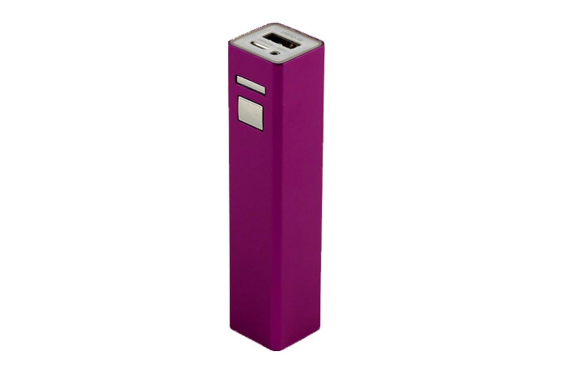 Batterie Externe Powerstick 3000 mah violet