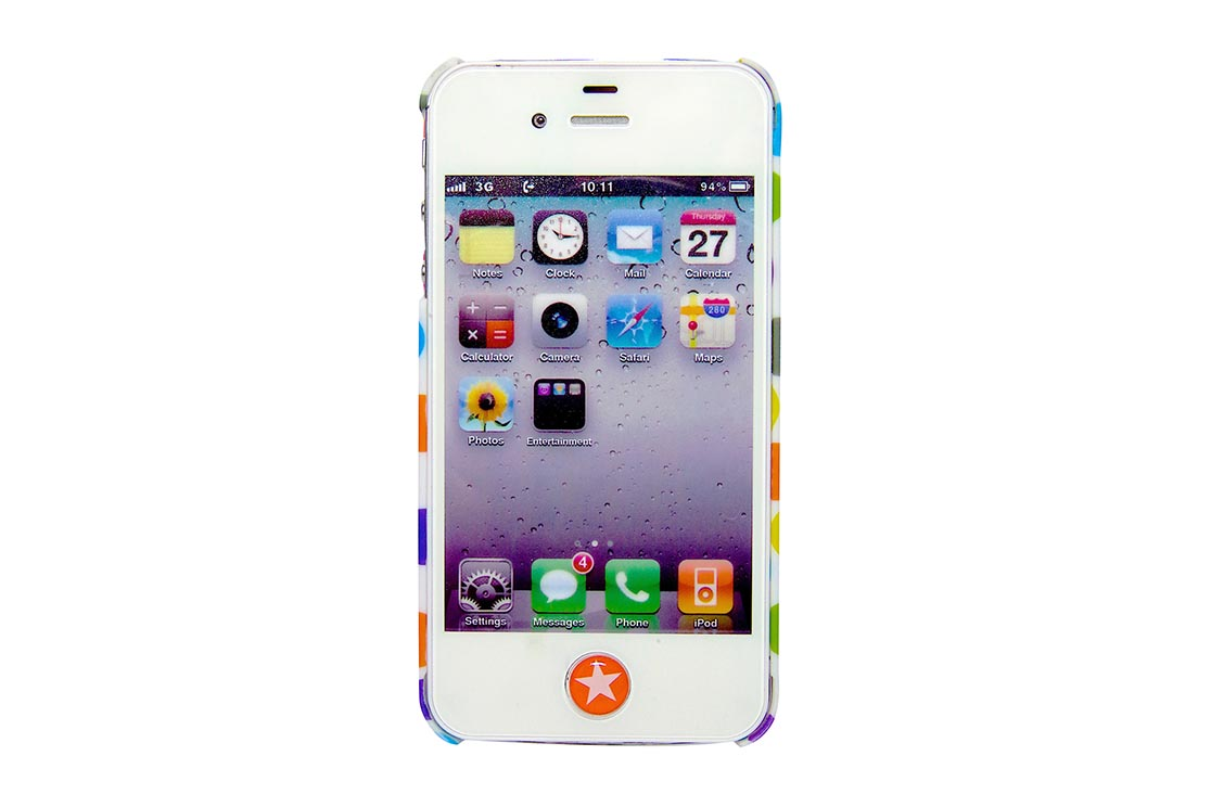Sticker iPhone bouton home
