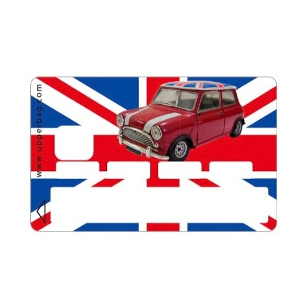 STICKER CB UK FLAG MINI