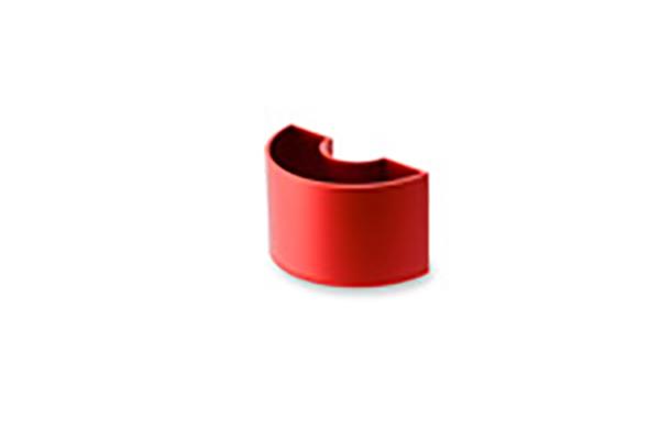 PETIT POT A CRAYONS (Rouge)