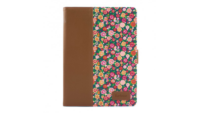 housse iPad Air Barbour J.Dod style (cuir)