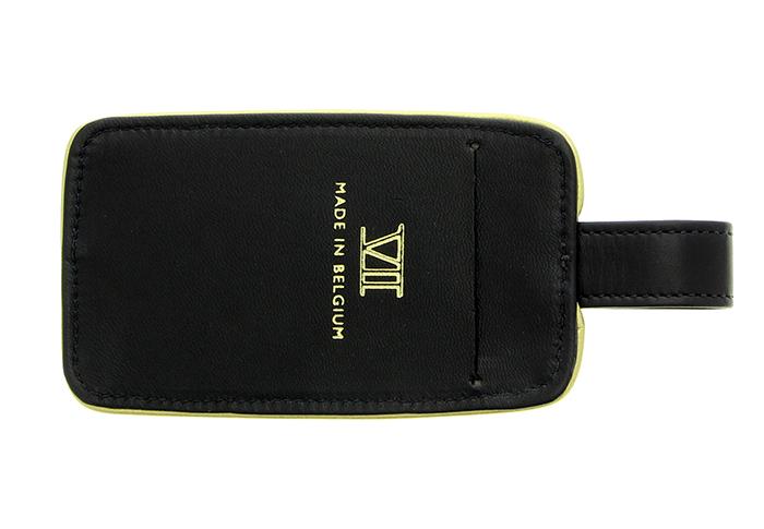 Étiquette bagage (noir)