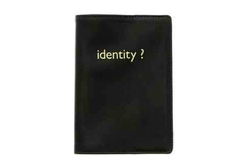Étui de passeport (noir)