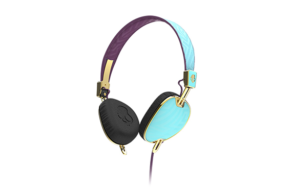 Casque knockout bleu Skullcandy