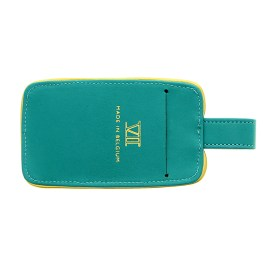 Étiquette bagage (turquoise)
