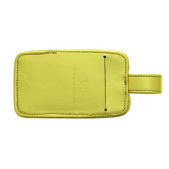 Étiquette bagage (or)