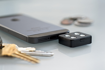 Flash Led iBlazr pour smartphone et tablette (Noir)