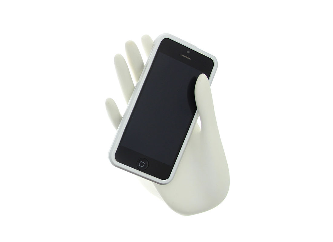 Coque XtremeMac iPhone Silver