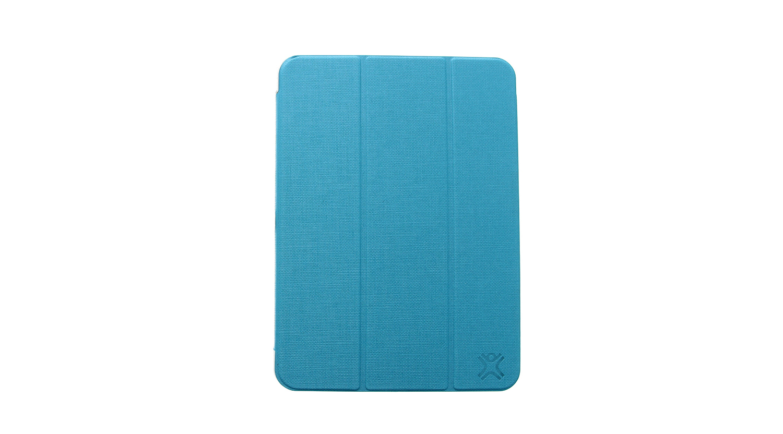 Folio XtremeMac Bleu pour Samsung Galaxy Tab 4