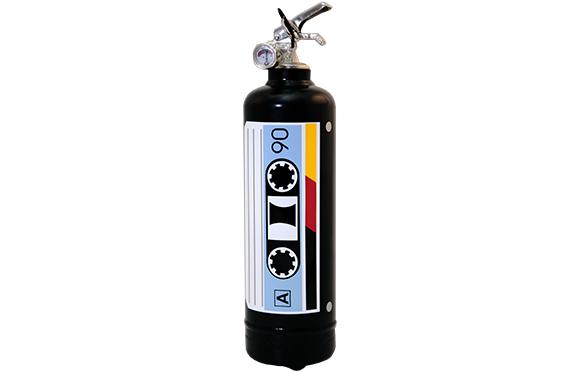 Extincteur Fire Design AK-LH Audiotape