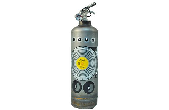 Extincteur Fire Design Platine DJ