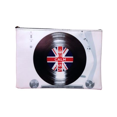 Housse pour ordinateur 11″ Vinyl GB Destroy Pop