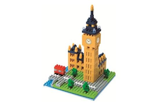 Nanoblock Big Ben