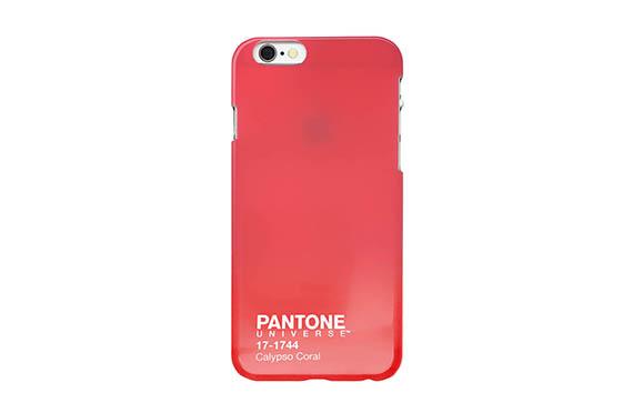 Coque pour iPhone 6 Pantone Universe (Calypso Coral)