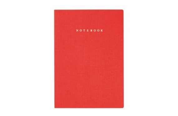 Notebook Travelife A5 Rouge Mark's